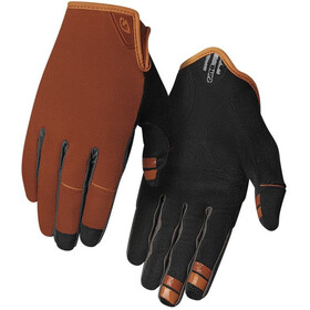 Giro DND Gloves Herre red orange
